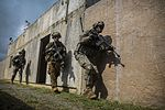 Soldiers train aboard Marine Corps Training Area Bellows for Lightning Forge 160205-M-SB674-004.jpg
