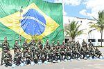 Solenidade em comemoração aos 56 anos da criação do 32⁰ Grupo de Artilharia de Campanha (GAC) do Exército Brasileiro – Grupo D.Pedro I (25825760164).jpg