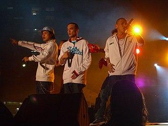 Machi (hip hop group) - Image: Some Machi members