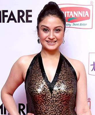 Sonia Agarwal - Sonia Agarwal attends the 62nd Britannia Filmfare Awards 2014