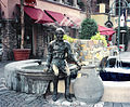 Sonny Bono Statue in Palm Springs, California.jpg