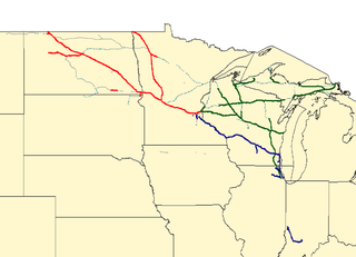 Soo Line Railroad defunct American Class I railway