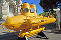 Sous-marin biplace Anorep I - Two-seater submarine Anorep I - Musée Océanographique de Monaco - 30 June 2014.jpg