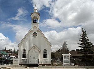 South Park Community Church - Image: South Park Community Church