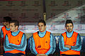 Spain - Chile - 10-09-2013 - Geneva - Nacho, Koke and David Villa.jpg