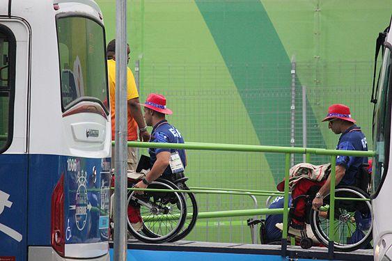 Argentina at the 2016 Summer Paralympics