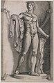 Speculum Romanae Magnificentiae- Apollo Belvedere MET DT203423.jpg