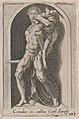 Speculum Romanae Magnificentiae- Comodus (Comodus in aedibus Card. Farnesij) MET DP870321.jpg