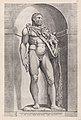 Speculum Romanae Magnificentiae- Emperor Commodus as Hercules MET DP870301.jpg