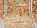 Spiez, église du château. Peinture romanes (4).jpg
