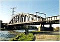 Spoorwegbrug (vierendeel) over Albertkanaal - 340063 - onroerenderfgoed.jpg