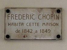 Frédéric Chopin – Wikipedia
