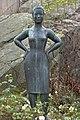 Stående kvinna, Wilhelm Gieseke.JPG