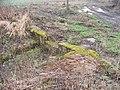 Stěžov, Mlýnský rybník, přepad.jpg
