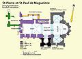 St-Pierre-et-St-Paul de Maguelone, Grundriss.1.jpg