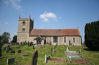 Kirkby la Thorpe human settlement in United Kingdom