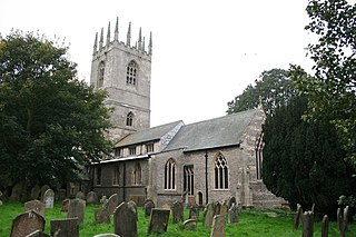 St Peter and St Pauls Church, Sturton-le-Steeple Church in Sturton le Steeple, England