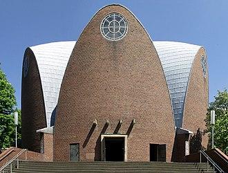 Dominikus Böhm - Image: St. Engelbert Köln