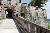 St. Georgen a. L. Burg Hochosterwitz 04 Engeltor 01062015 4250.jpg