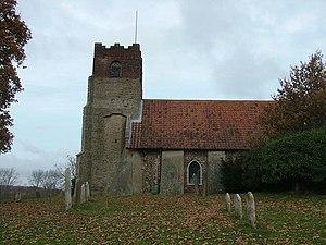 Farnham, Suffolk - Image: St. Mary's Church, Farnham geograph.org.uk 1048185