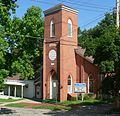 St. Matthew Chapel AME (Boonville MO) from SE 1.JPG