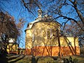 St. Mykolay church (rear). Buchach. 8.11.2013.jpg