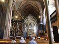 St. Wolfgang im Salzkammergut Pfarrkirche Innen 1.JPG