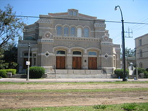 Judah Touro - Touro Synagogue, Uptown New Orleans