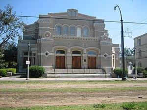 Judah Touro - Touro Synagogue, Uptown New Orleans
