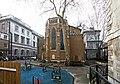 St Bartholomew the Less, St Bartholomews Hospital, West Smithfield, London EC1 - geograph.org.uk - 1140931.jpg