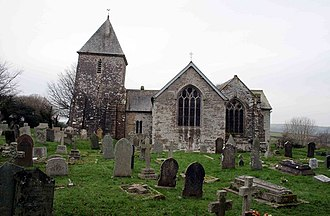 Duloe, Cornwall - Church of St Cuby and St Leonard, Duloe
