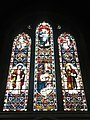 St Dominic's Priory Church side chapel stained glass (6).jpg