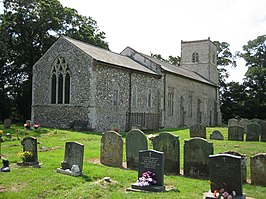 St. Margaret's Church, Stanfield