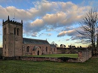 Norton and Cuckney Civil parish in Bassetlaw, England