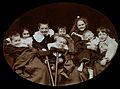 St Mary's Hospital, Plaistow; children from Plaistow. Photog Wellcome V0029080.jpg