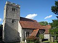 St Mary and The Holy Cross Church, Rawling Street, Milstead, Kent - geograph.org.uk - 1421337.jpg