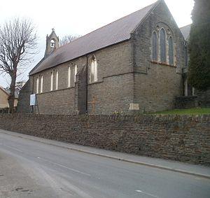 Treharris - St Matthias's Church