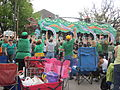 St Pats Parade Day Metairie 2012 Parade C4.JPG