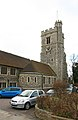 St Peter and St Paul, Church Road, Bromley - Tower - geograph.org.uk - 1766698.jpg