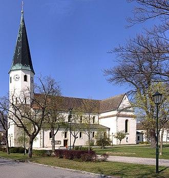 Laa an der Thaya - St Vitus Church