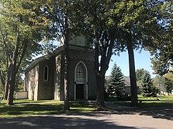 St Vincent of Paul Catholic Church. Front.jpg