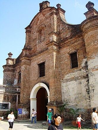 Roman Catholic Archdiocese of Nueva Segovia - Image: Sta Maria Church