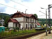 Stacja kolejowa Rajcza.jpg