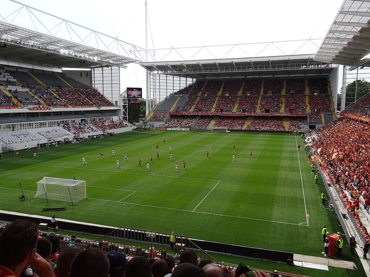 Stade bollaert delelis wikip dia for Chiffrer des travaux de renovation