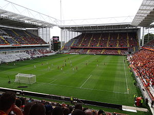 Stade Bollaert-Delelis - Image: Stade Bollaert Delelis