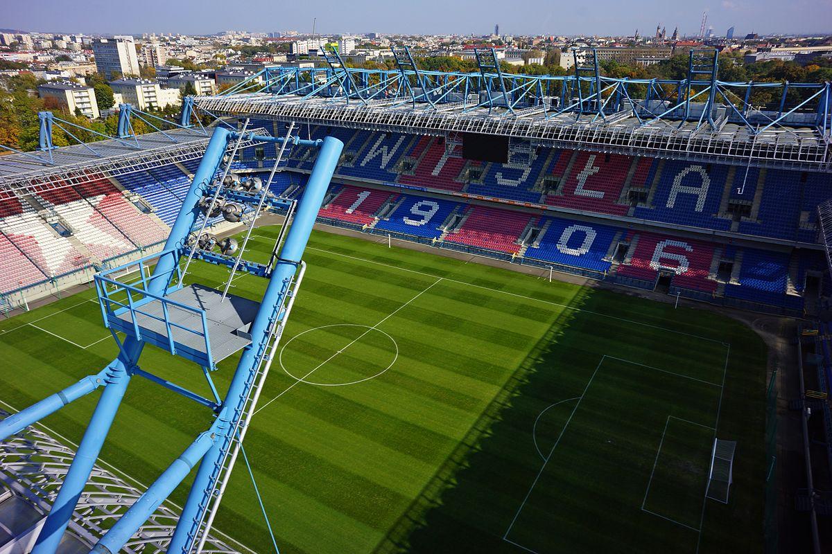 Stadion Miejski W Krakowie Wikipedia Wolna Encyklopedia