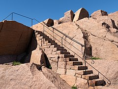Stairway in the old granite quarry.jpg