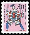 Stamps of Germany (BRD) 1970, MiNr 652.jpg