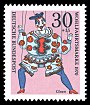 Stamps of Germany (BRD) 1970, MiNr 652.jpg