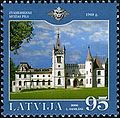Stamps of Latvia, 2006-09.jpg